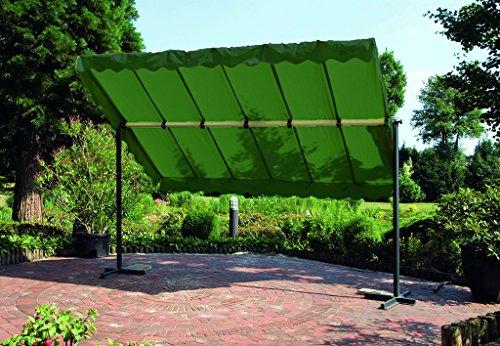 Gravidus Standmarkise Gravidus praktischer mobiler Sonnenschutz